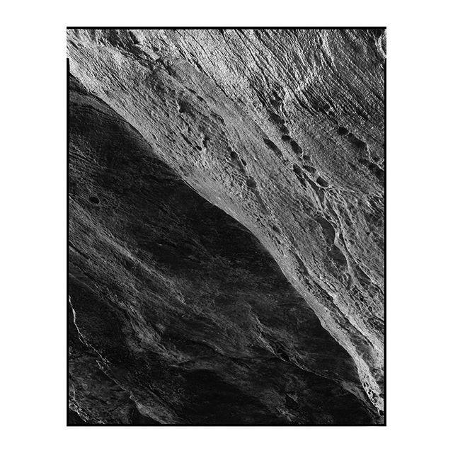 """Fade to Silence"" 2019.002_S029 ————————————————— #photography #largeformat #8x10 #intrepid8x10 #intrepidcamera #ilfordphoto #ilfordfilm #ilforddelta100 #analog #analogphotography #film #blackandwhite #landscape #water"
