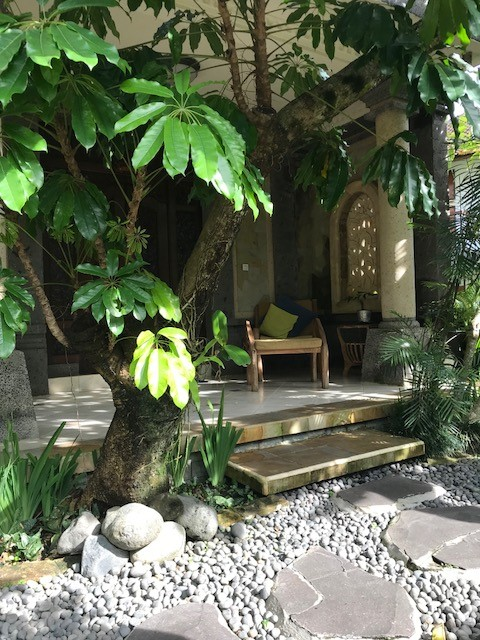 As a side note, the hotel was wonderful - Ubud Aura