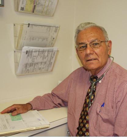 Dr. Michael Weinrib, Gastroenterology