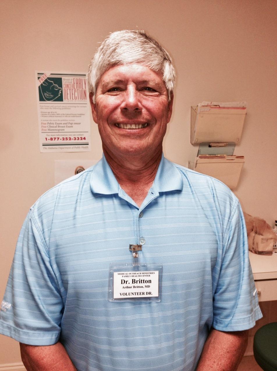 Dr. Arthur Britton, Gynecology