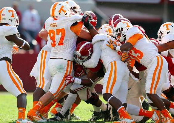 Alabama v. Tennessee  Photo Courtesy of Pinterest