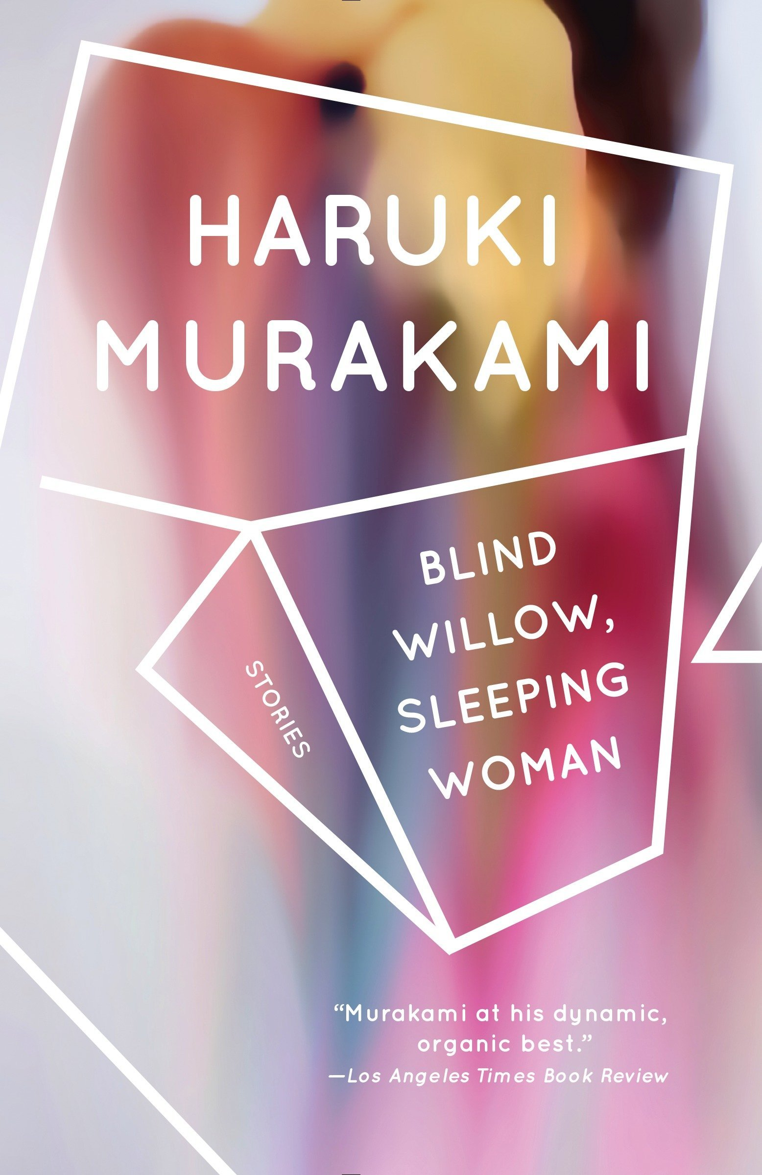 BLIND WILLOW, SLEEPING WOMAN BY HARUKI MURAKAMI - Length: 436 pages (24 short stories)Rating: 9/10Similar Books: A Guide to Being Born by Ramona AusubelBlind Willow, Sleeping Woman is a short story collection by Haruki Murakami, an author whose works are characterized by a dreamlike, ethereal atmosphere. The ambiguity behind his stories adds to ever-present narrative tension, making his works particularly enjoyable. While it's hard to discern precise meaning or motive of these whimsical short stories, reading it without focusing too much on meaning allows one to appreciate Murakami's masterfully written prose. Such ambiguity creates strange, fascinatingly structured stories. Murakami errs on the odd side, but I would strongly recommend this book to anyone who enjoys similarly odd but riveting prose.
