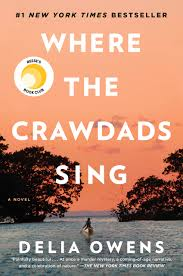 Where the Crawdad's Sing by Delia Owens - Length : 368 PagesRating : 6.5/10When I first started reading this book, I was immensely enthralled by the almost poetic imagery in the introduction. (This was explained when I later found out that Owens used to be a nature writer). However, as the book progressed, it developed a YA-esque feel. Also, I definitely did not realize that this book focuses on romance, which I personally don't particularly like. As the story progressed, this romance arc gradually became more and more trite. While I enjoyed Owen's writing, I did not appreciate the plot. Recommended if you like romances and predictable murder mysteries.