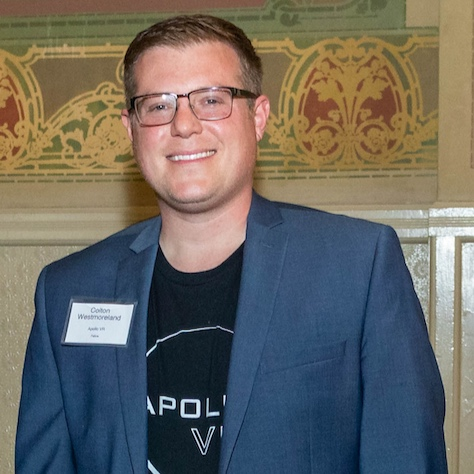 Colton Westmoreland  of Apollo VR