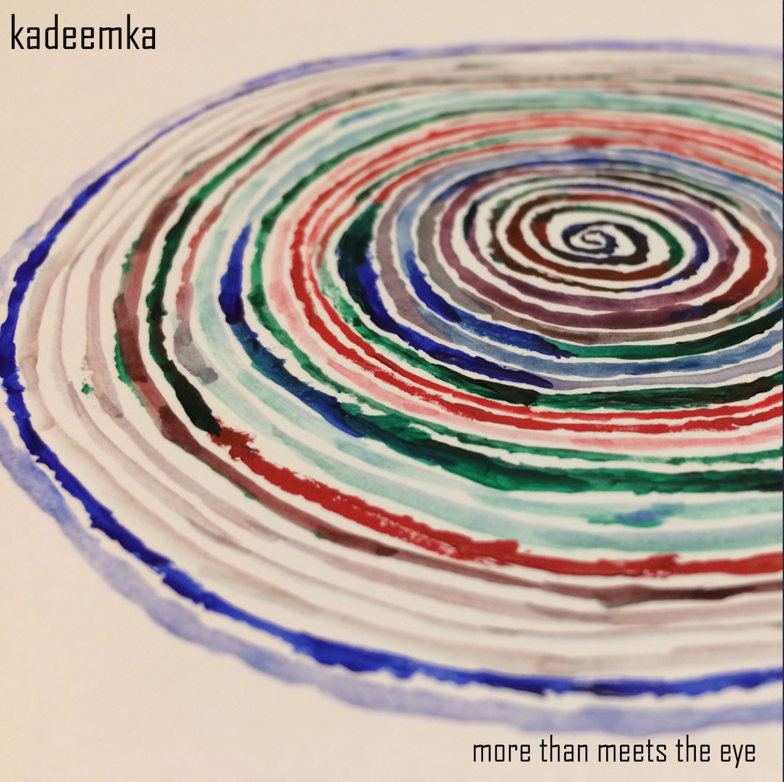 Kadeemka album more than meets the eye