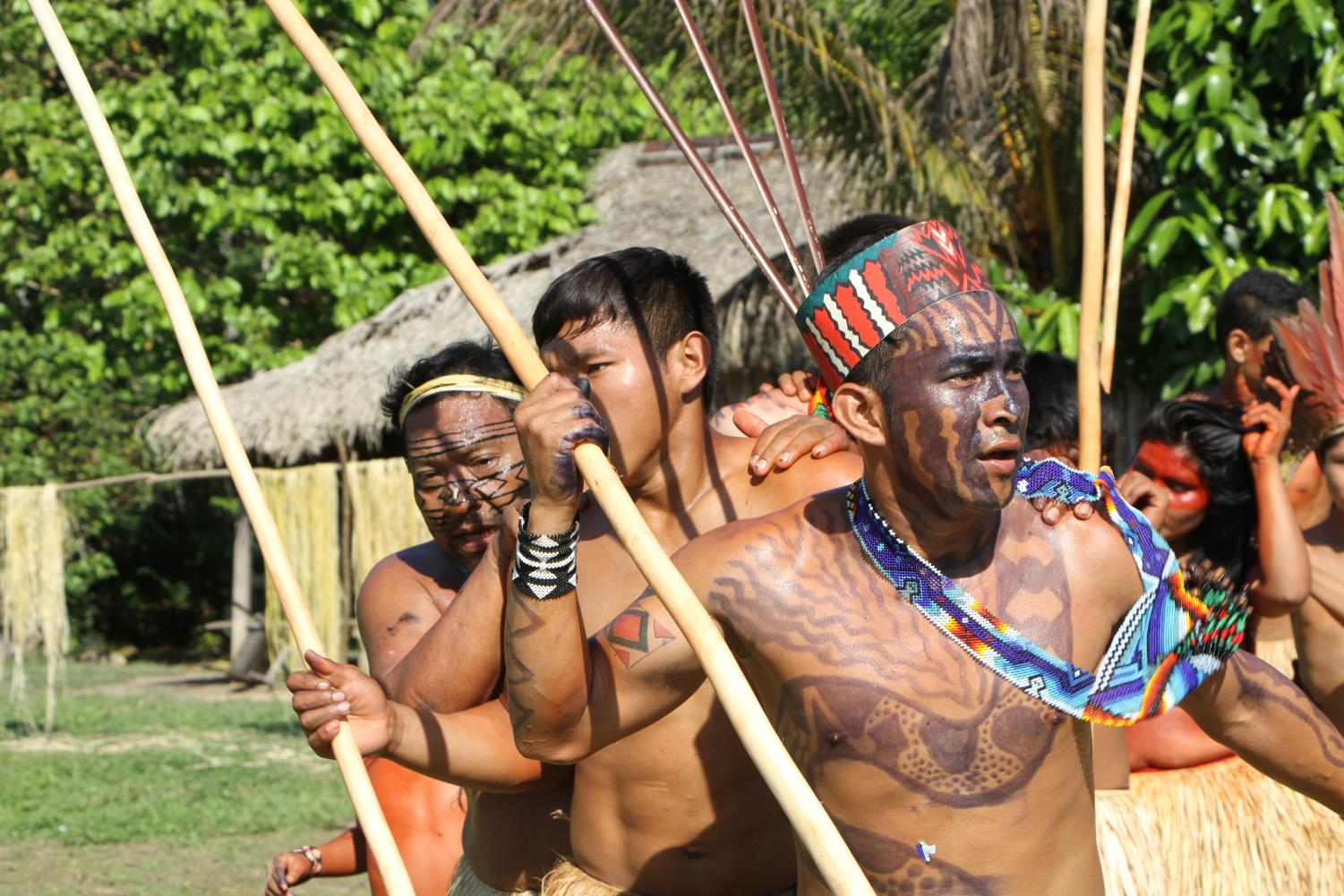 Yawanawa painted faces.jpg