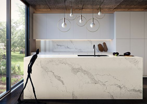 caesarstone-quartz-island-countertop