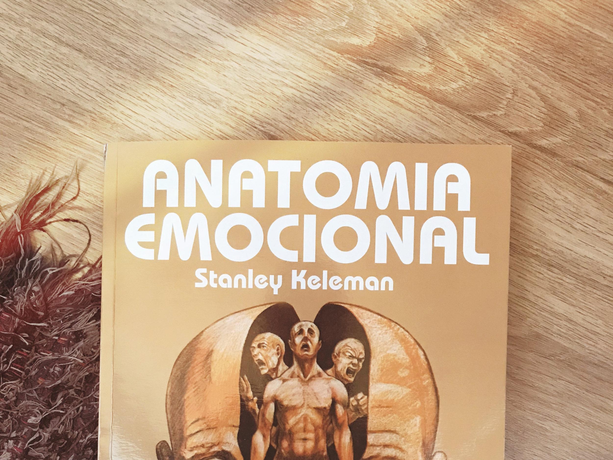 Do livro  Anatomia Emocional  | Foto: Verena Kacinskis