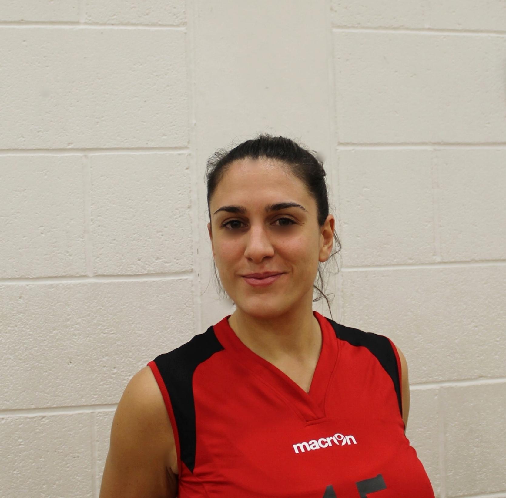 Ilenia Marchetti - Setter/Libero