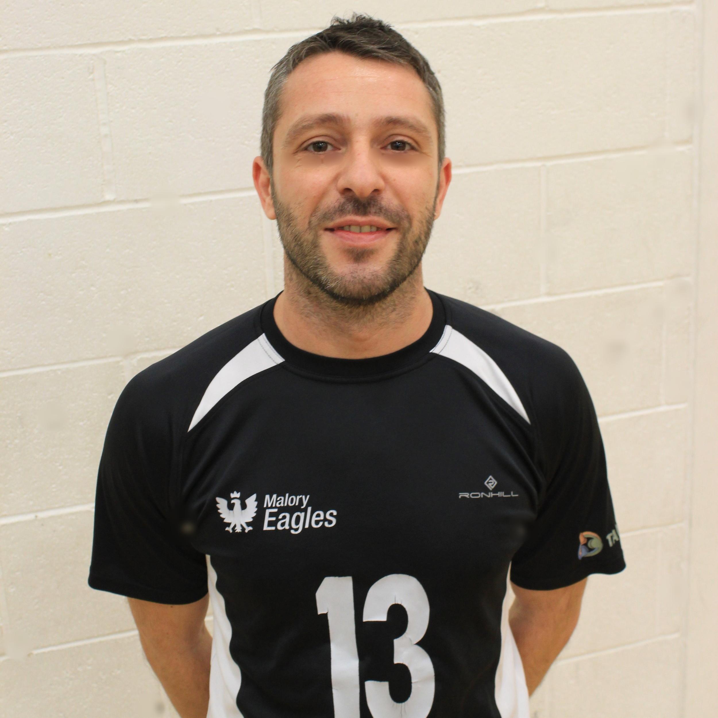 Giuseppe Catania - Head Coach