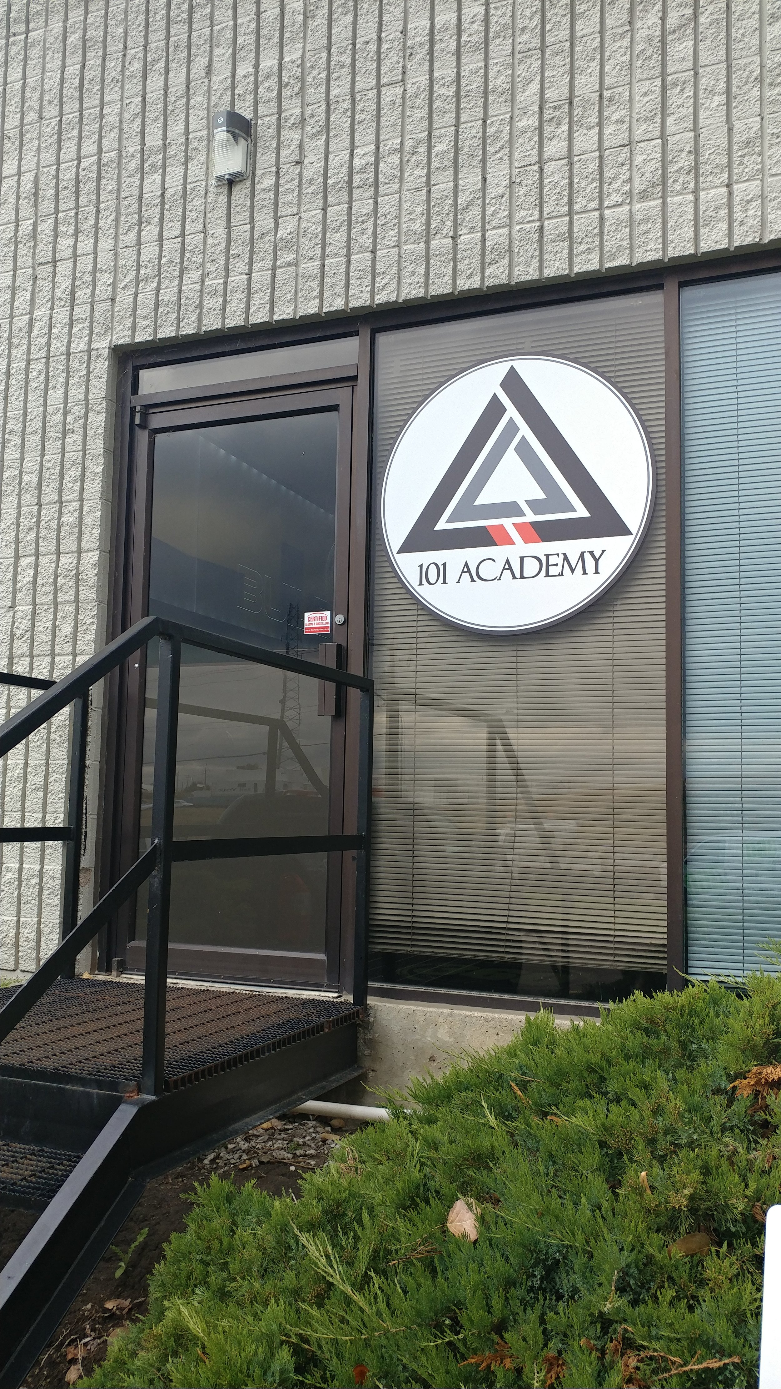 101 Academy Store Front
