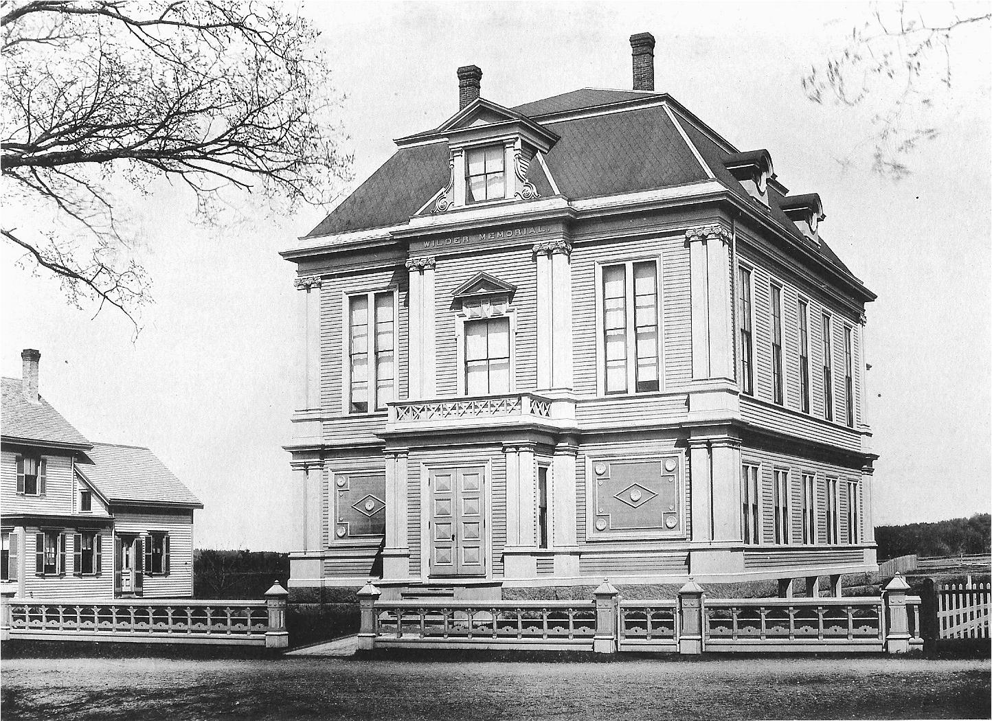 Wilder Memorial - (c. 1879) 1885 Eddy photo copy 2.jpg