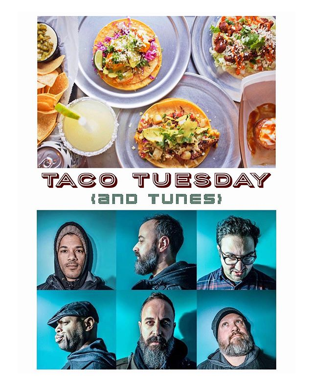 ‪TONIGHT AT TACO BUDDHA:‬ ‪🌮 Taco Tuesday (and Tunes!)‬ 🎶‬ ‪COME for the Buy Two Get One Free #tacos and other fabulous #happyhour specials (3pm-6pm)...‬ ‪STAY for the soulful and psychedelic #music, live on the patio, by the beloved @brotherslazaroff (6:30-8:30)!!! • • ‪#tacosandtunes #tacotuesday #tacobuddha #tacostoobuddhalicious #tacobuddhabelly #brotherslazaroff #stlmusic #stlhappyhour #stl #stlouis #saintlouis #stlmo #universitycity #ucity #explorestlouis #eatlocalstl #stllove #stlfoodscene #stlrestaurants #314