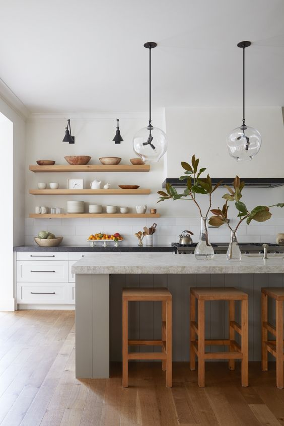 Kitchen Trend No Upper Cabinets Quartz Craft Countertops