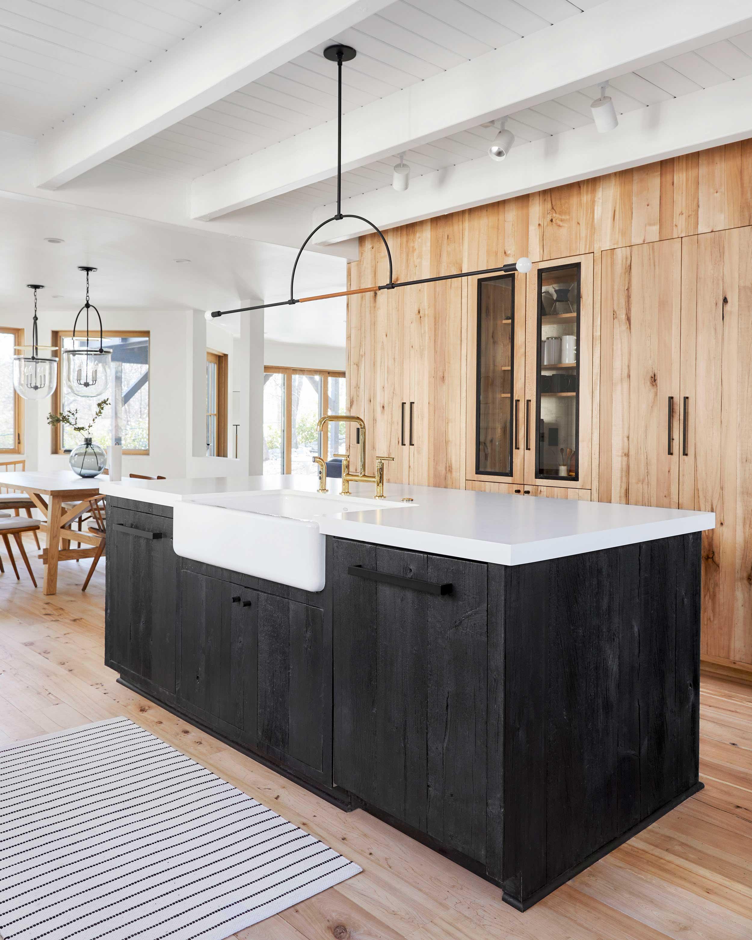 Featured Design: White Cliff Matte Kitchen Design: Emily Henderson  link