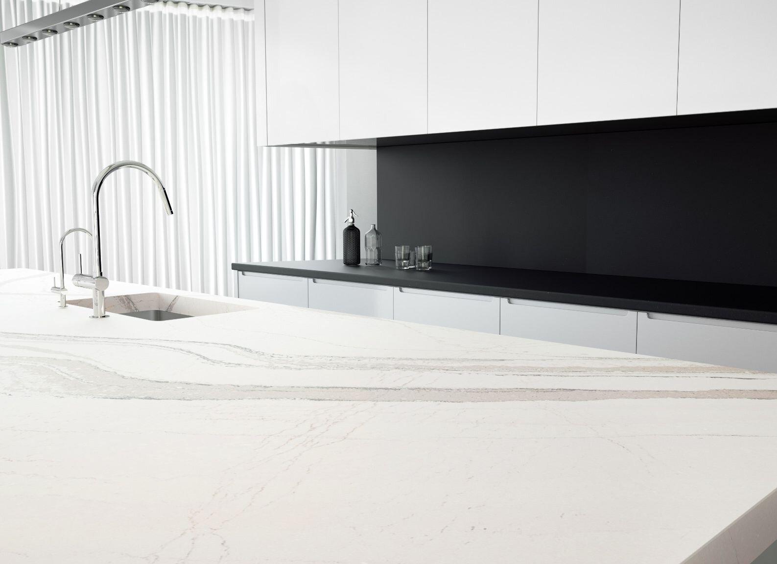 Featured Designs: Brittanicca Matte & Cambria Black Matte  link