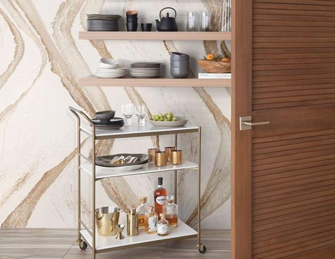 Featured Design: Brittanicca Gold
