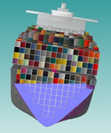 Rendering to Clearly Communicate Containership Flooding