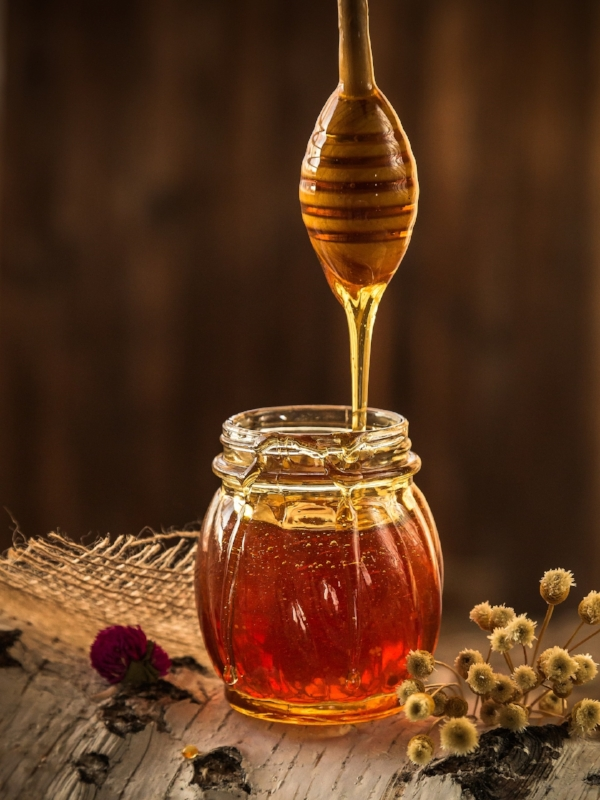 Fresh Local Honey -