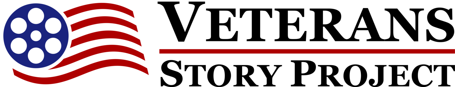 The Veterans Story Project Logo