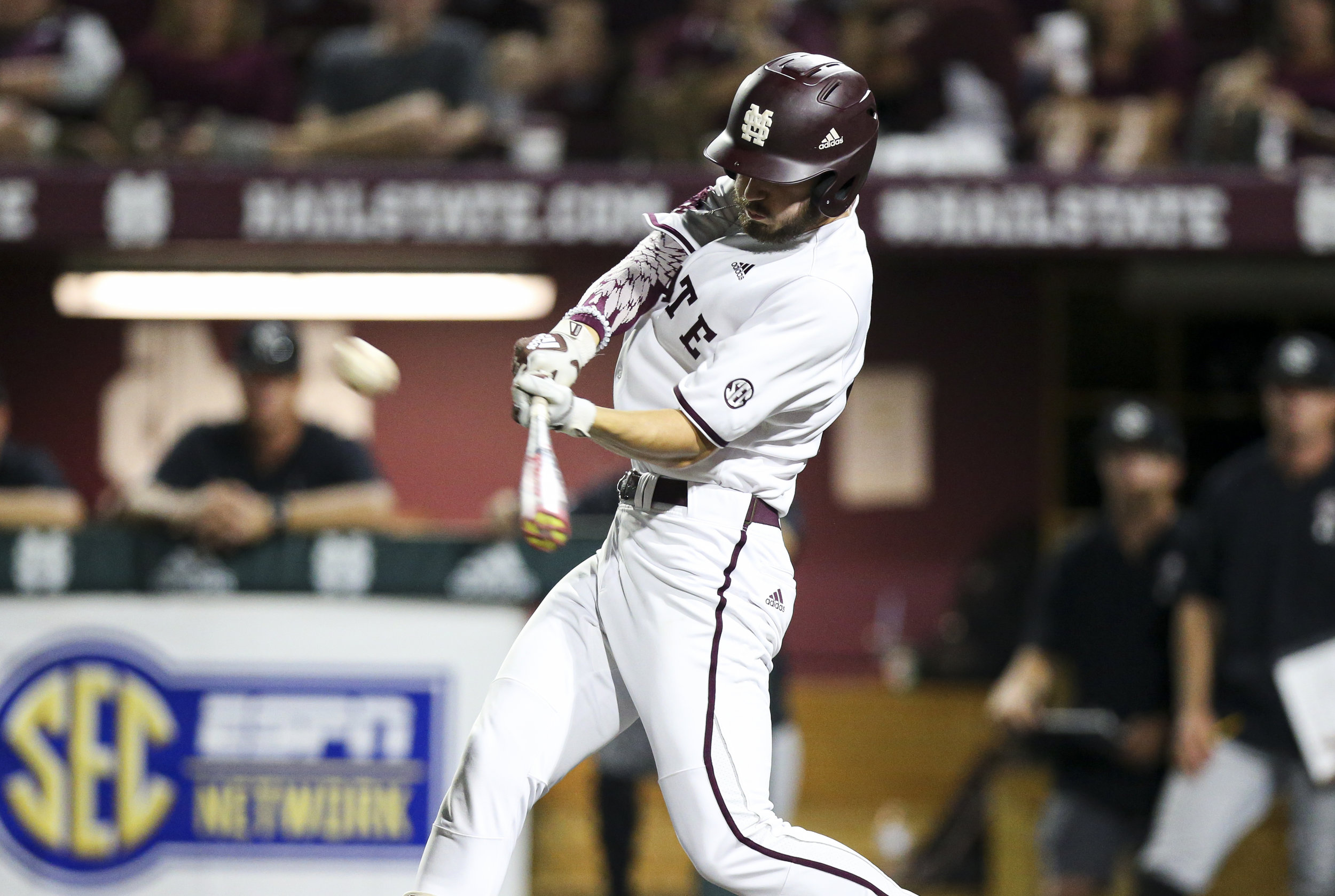 Photo by Kelly Donoho courtesy of Mississippi State Athletics