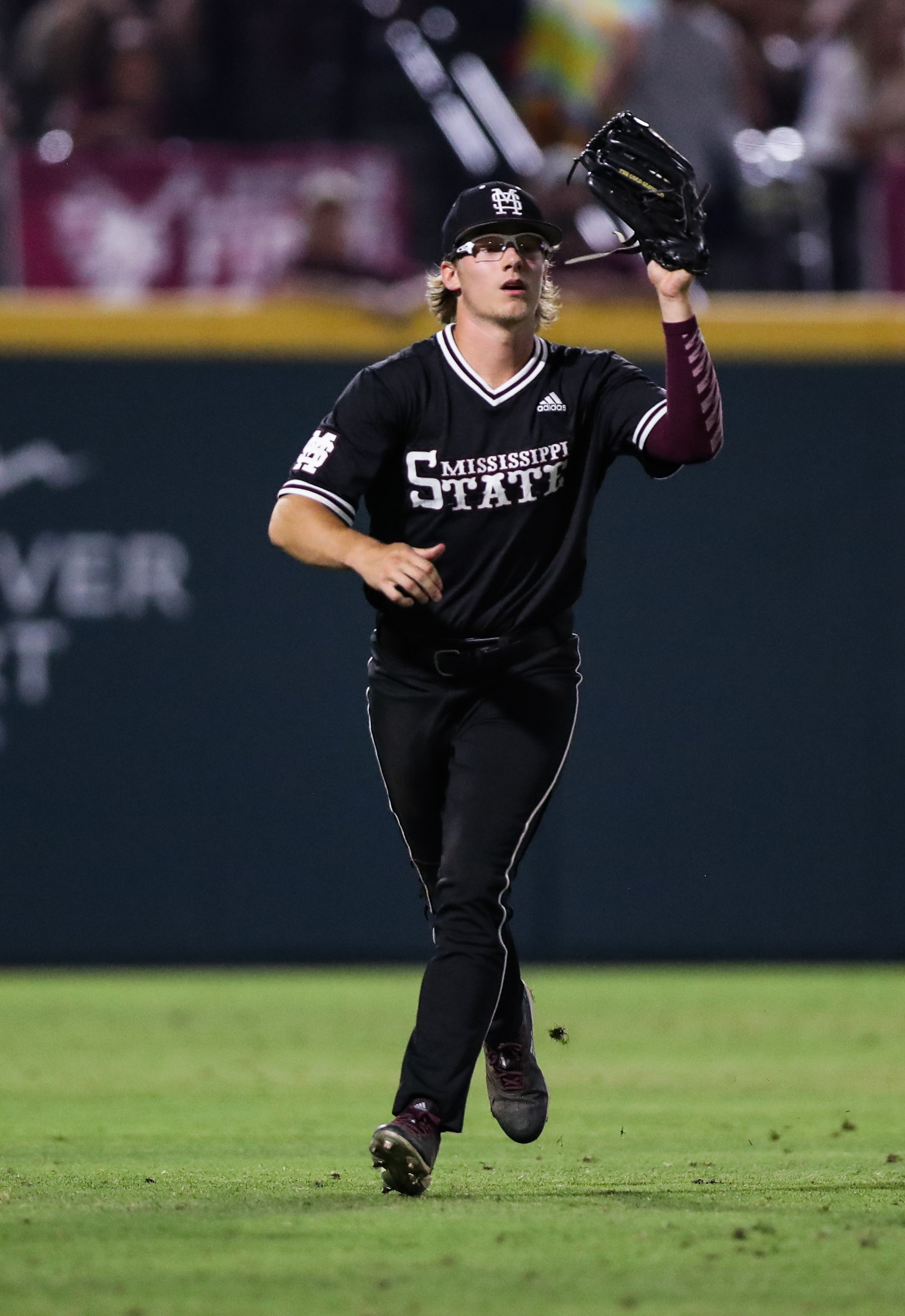 Photo by Aaron Cornia, courtesy of Mississippi State Athletics