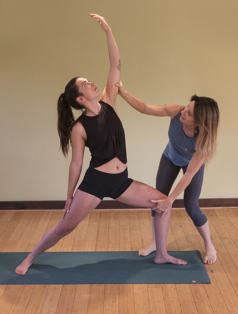 Private Yoga Sessions - This is a great way for you to spend some time with an advanced teacher learning how to further your practice, addressing your health issues or simply booking time that fits your schedule.