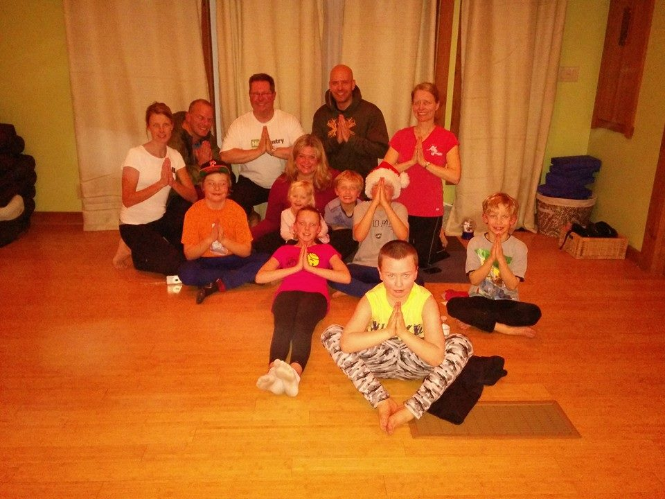 Group Yoga Session - Families, wedding parties, business retreats- all great reasons to get a group together and share some quiet time. All levels and kids are welcome!