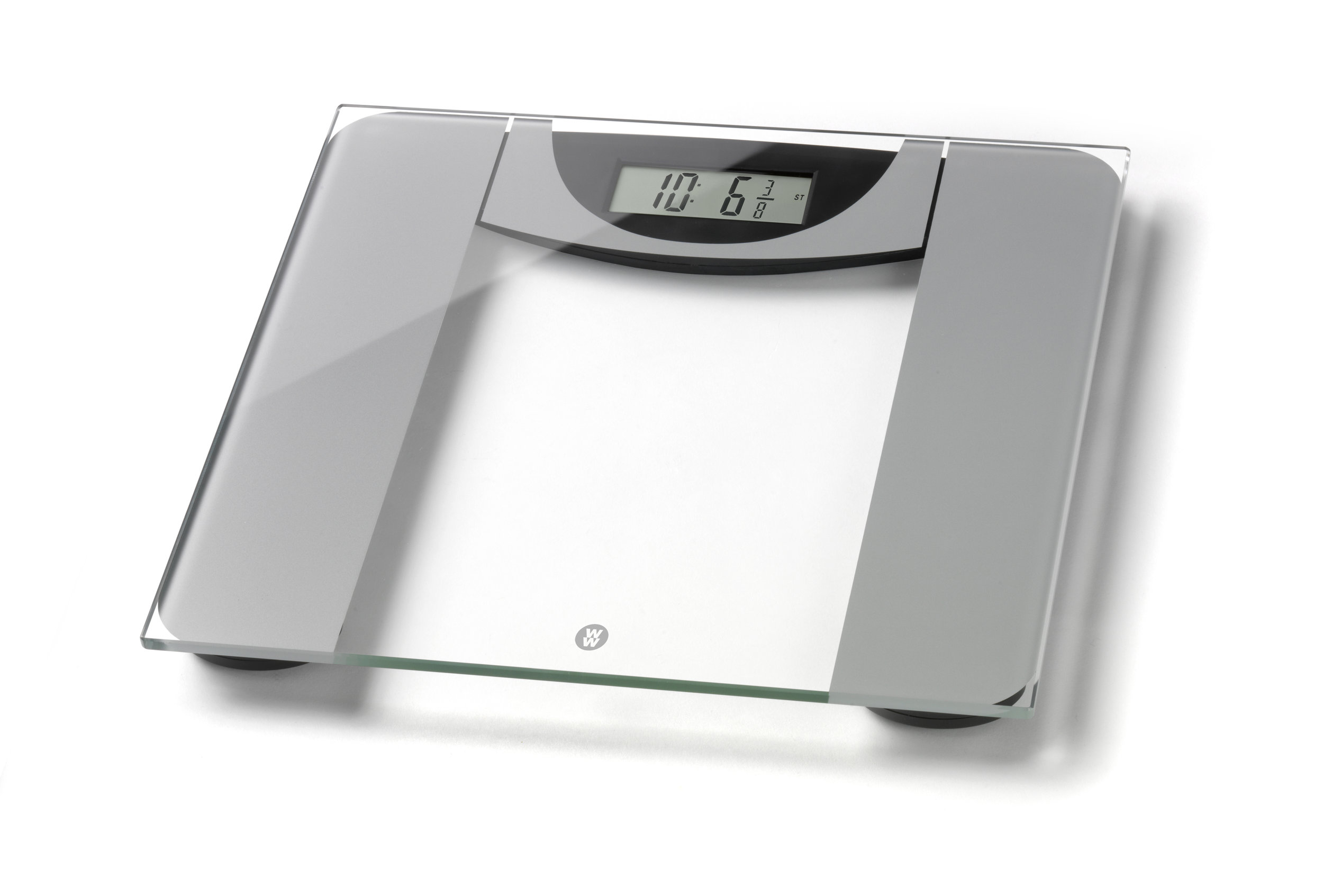 Ultra Slim Glass Precision Scale