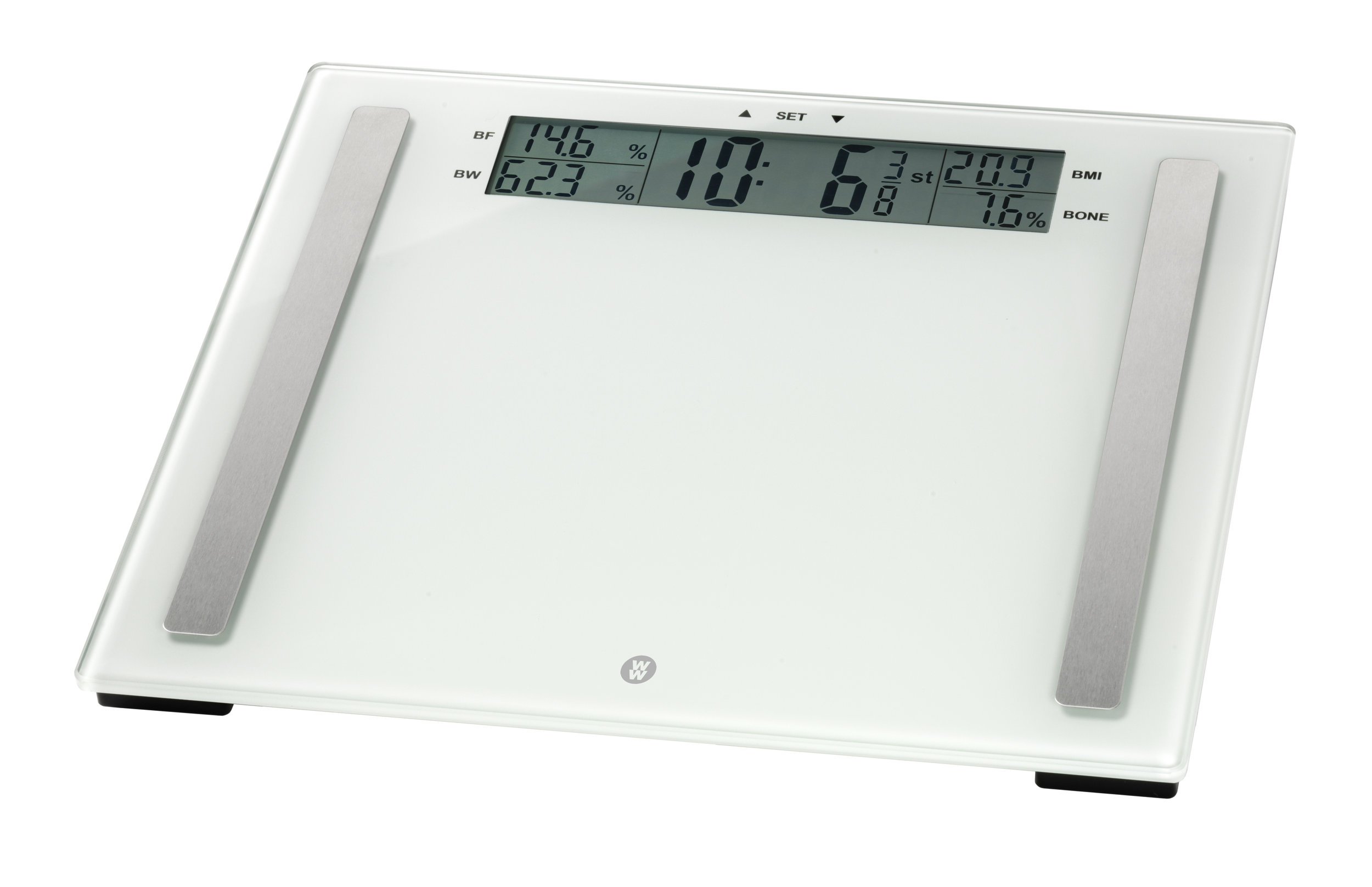 Ultimate Accuracy Easy Read Glass Scale