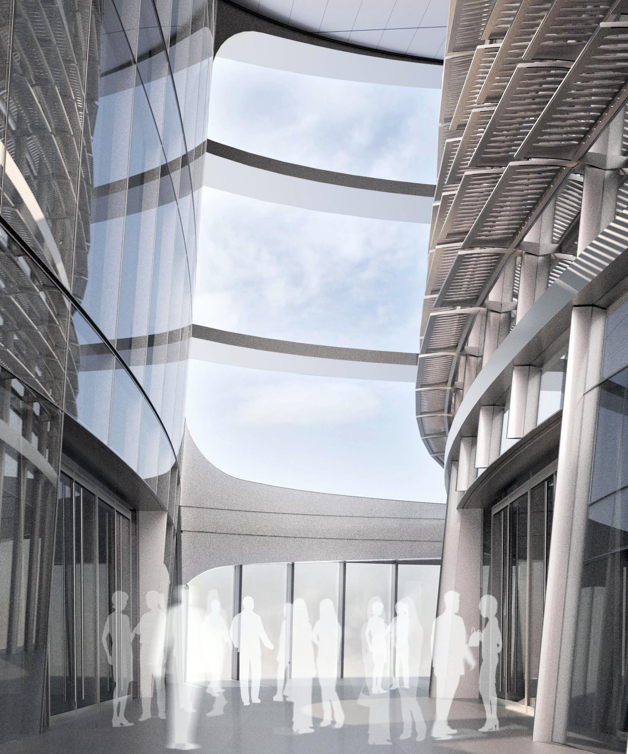 © Adrian Smith + Gordon Gill Architecture