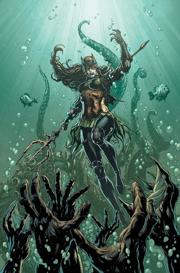 Dark Nights Metal. Batman: The Drowned