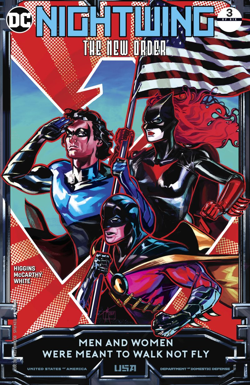 Nightwing:New Order #3