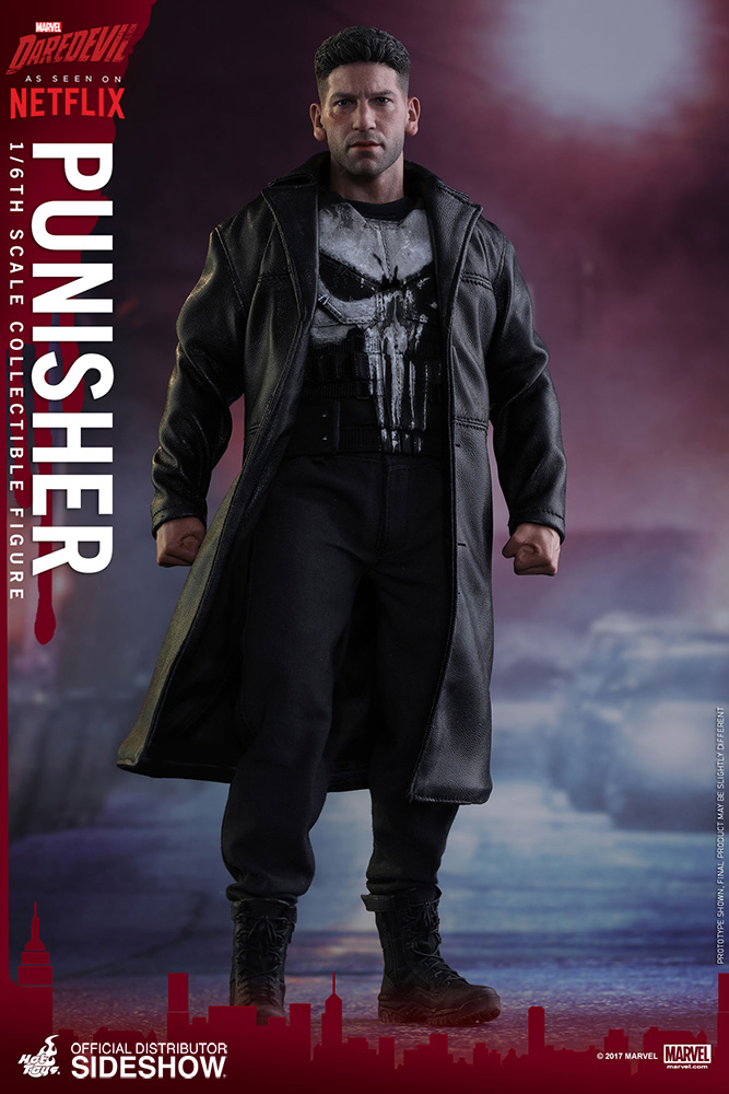 Hot Toy 1:6 scale Punisher