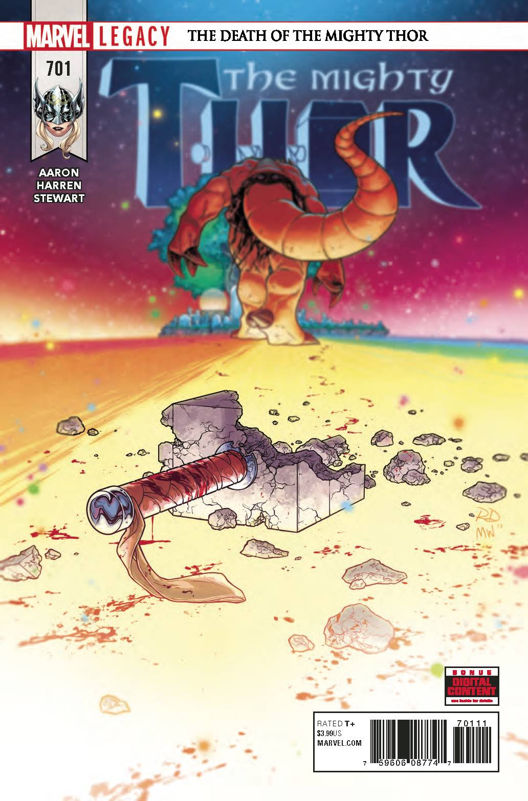 Mighty Thor #701