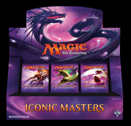 Magic the Gathering: Iconic Masters Booster Box