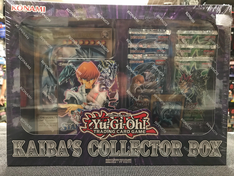YuGiOh Kaiba's Collector Box