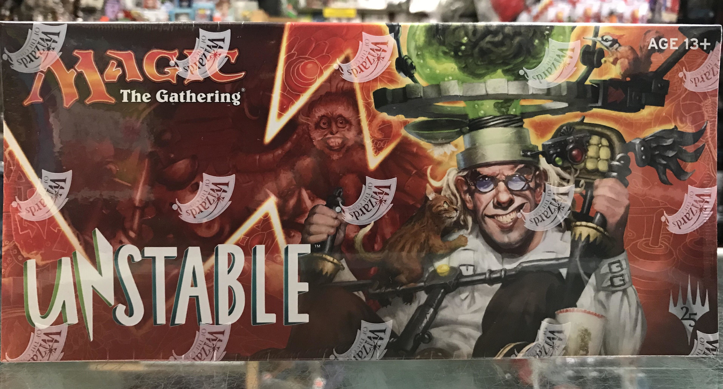 Magic the Gathering. Unstable Booster Box