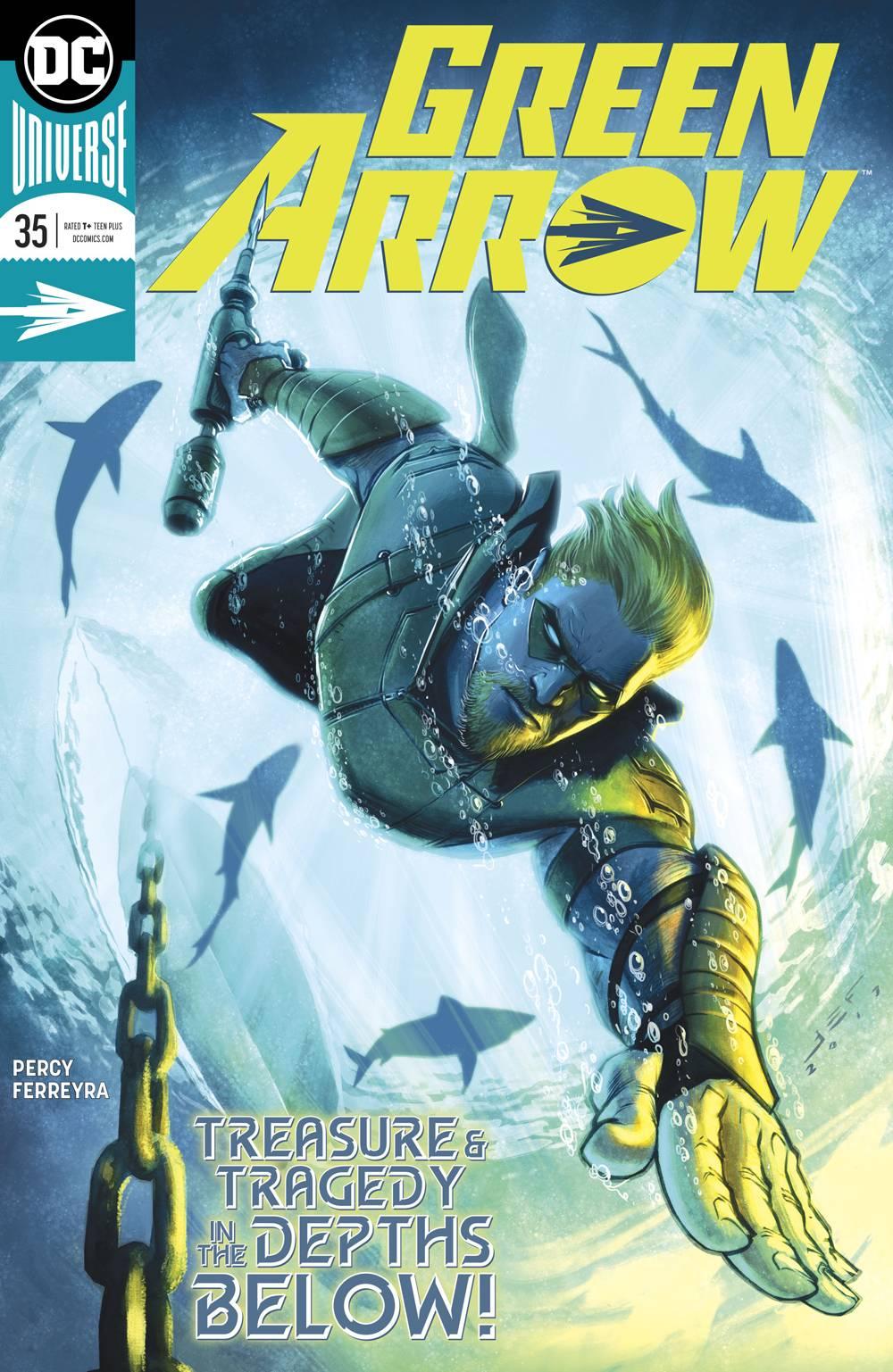 Green Arrow #35