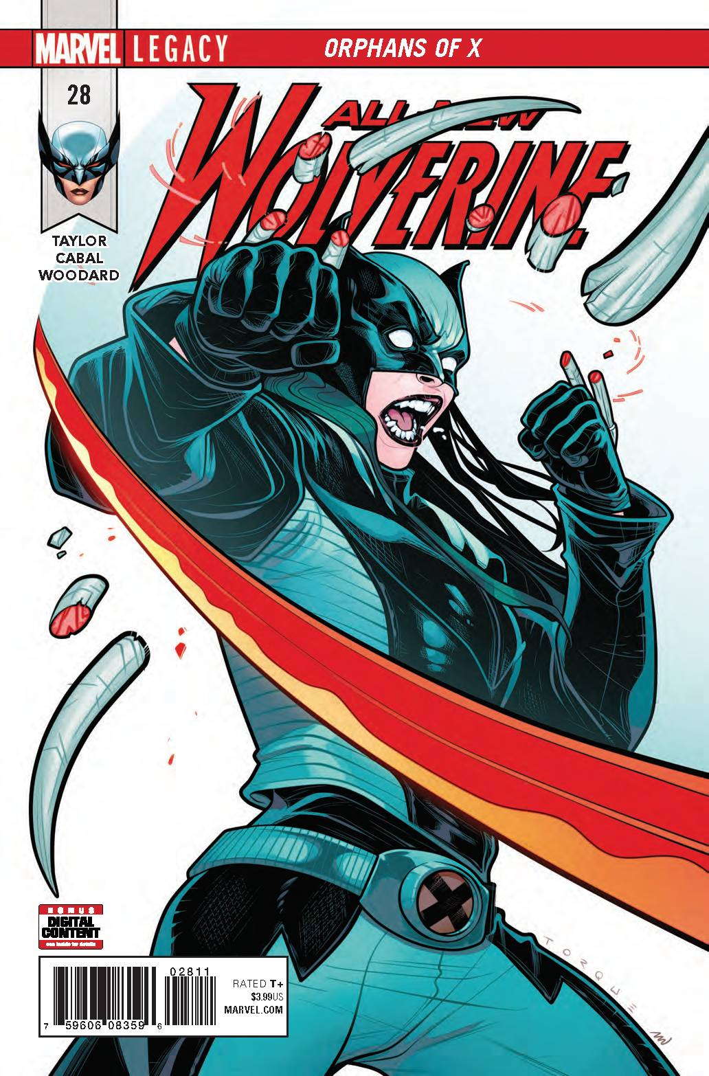 All New Wolverine #28