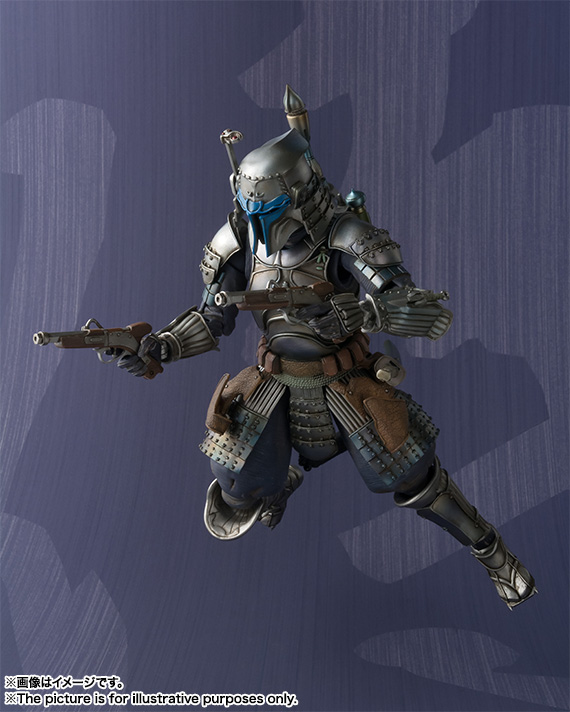 Movie Realization Ronin Jango Fett