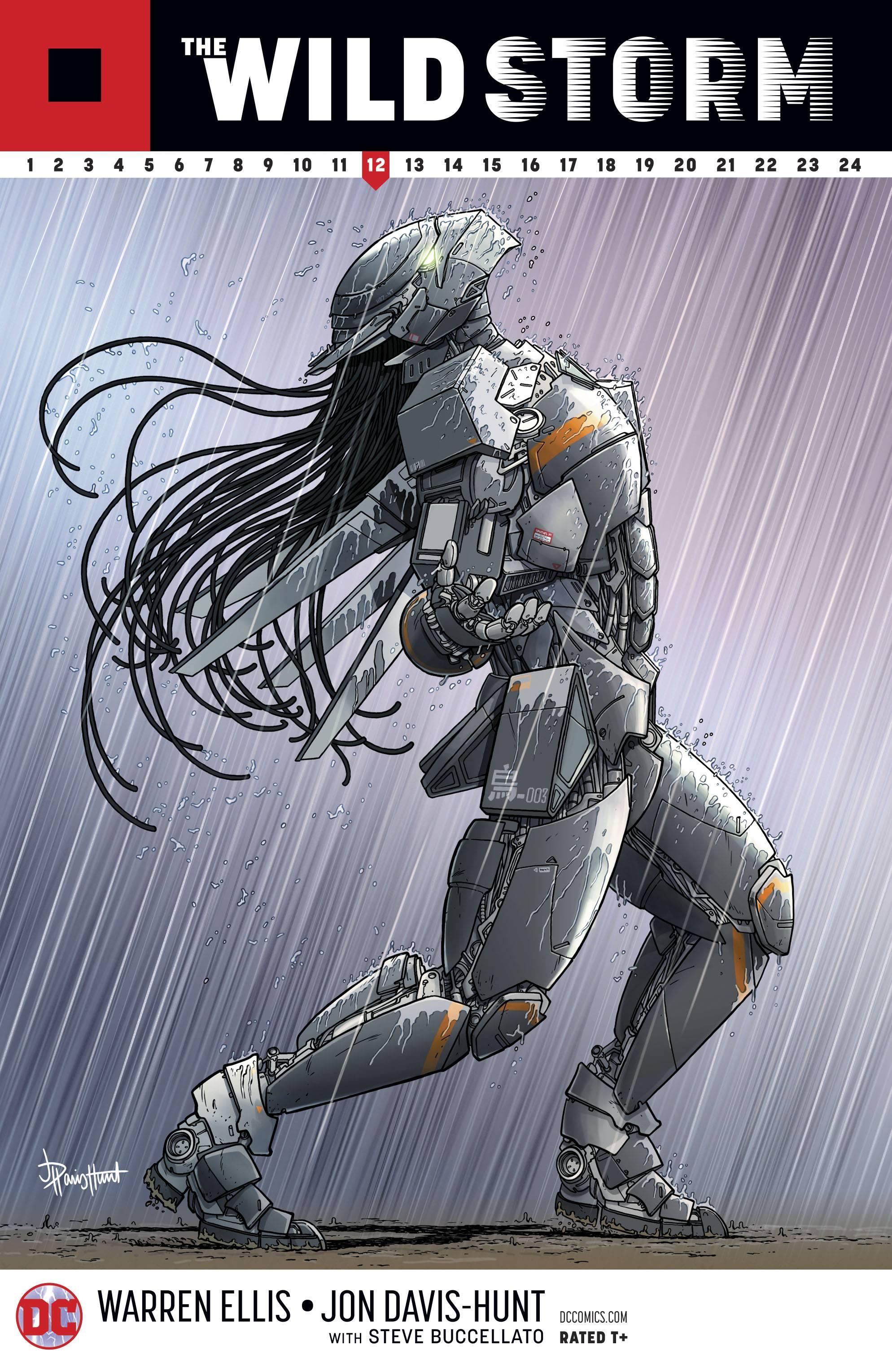 Wildstorm #12