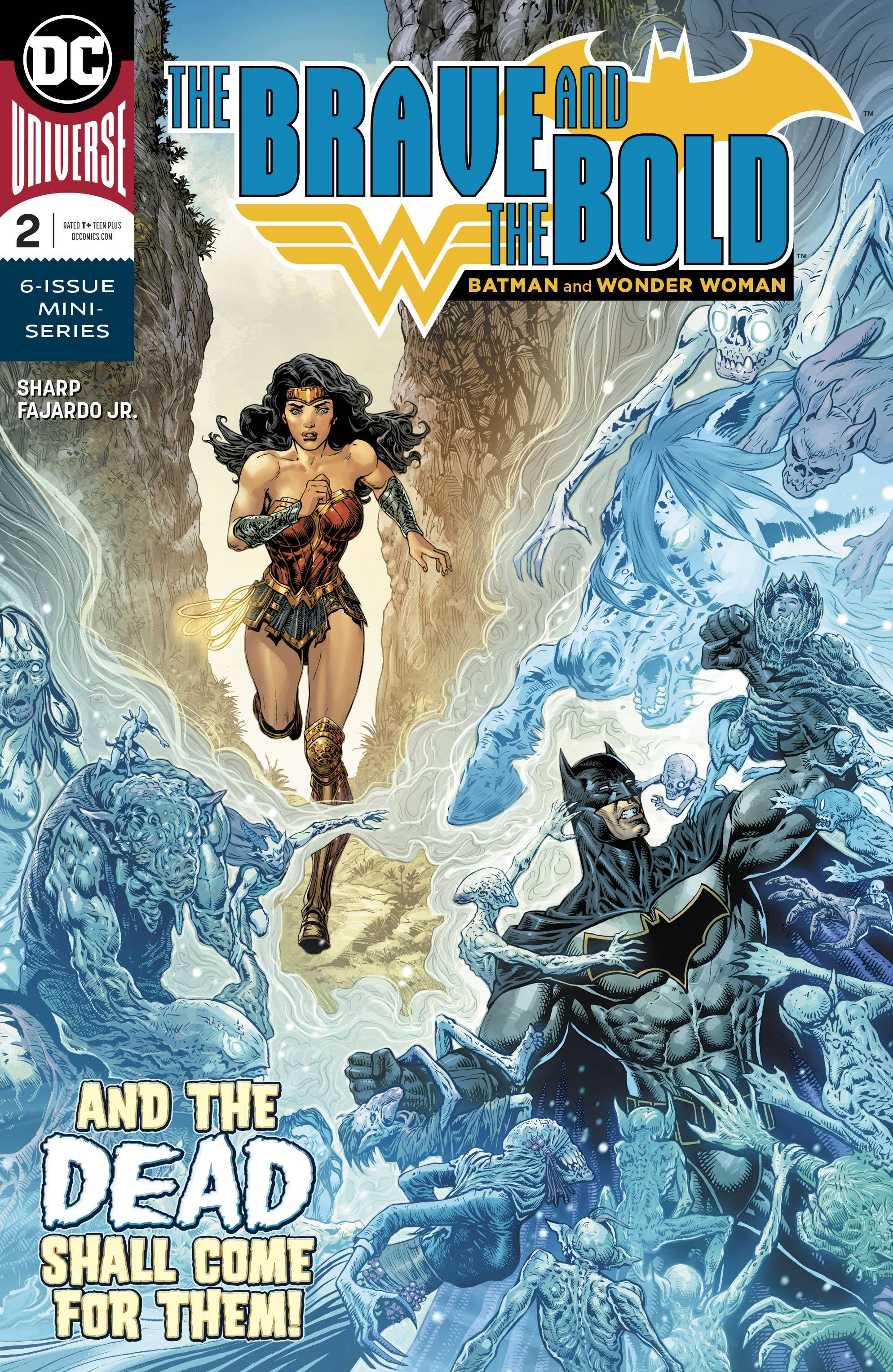 The Brave and the Bold Batman & Wonder Woman #2