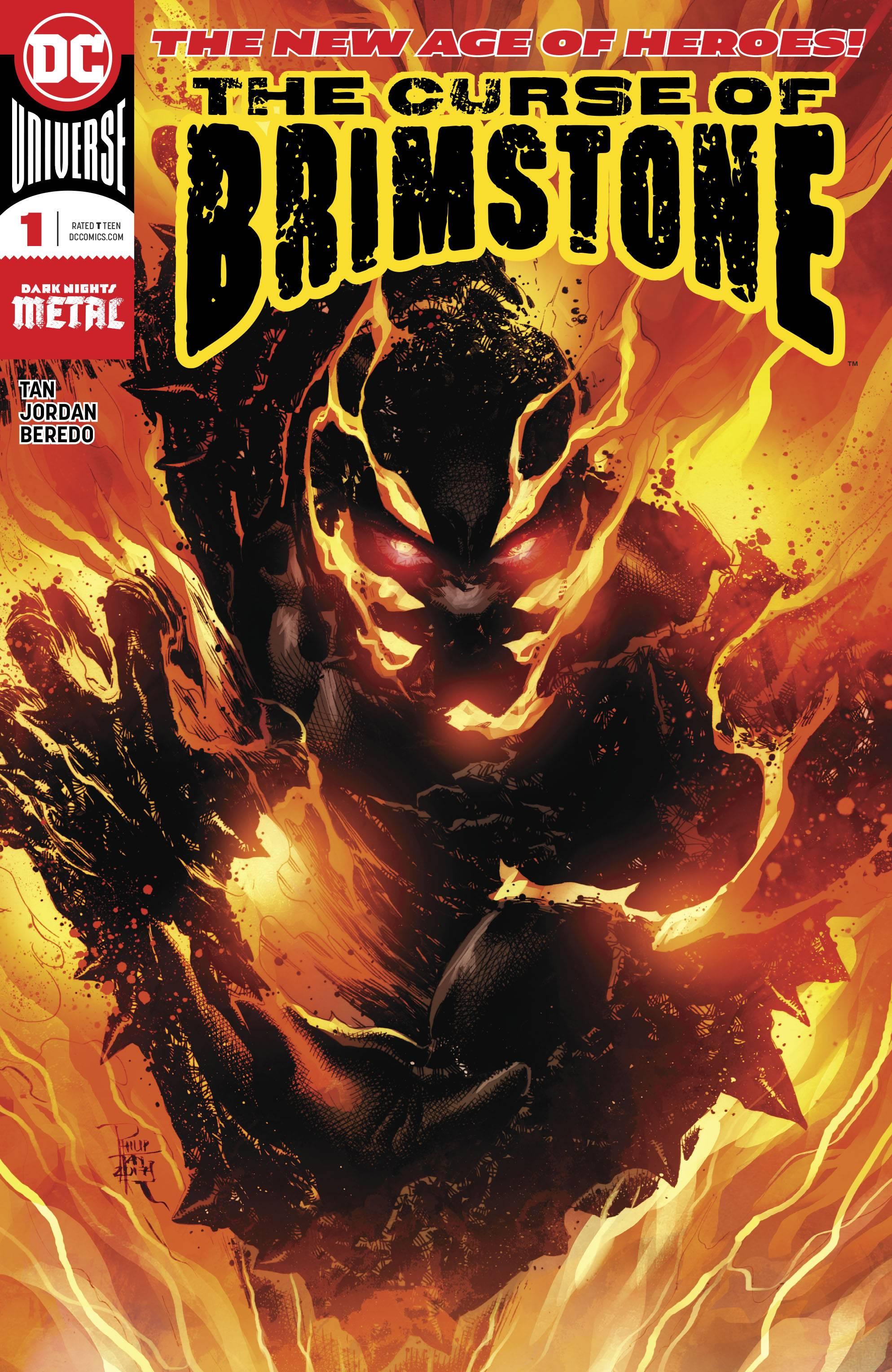 The Curse of Brimstone #1