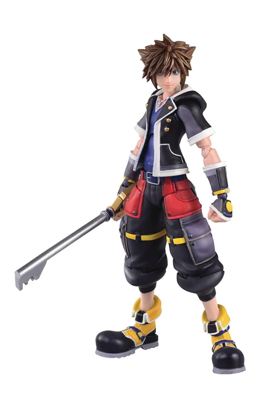 Bring Arts Kingdom Hearts 3. Sora