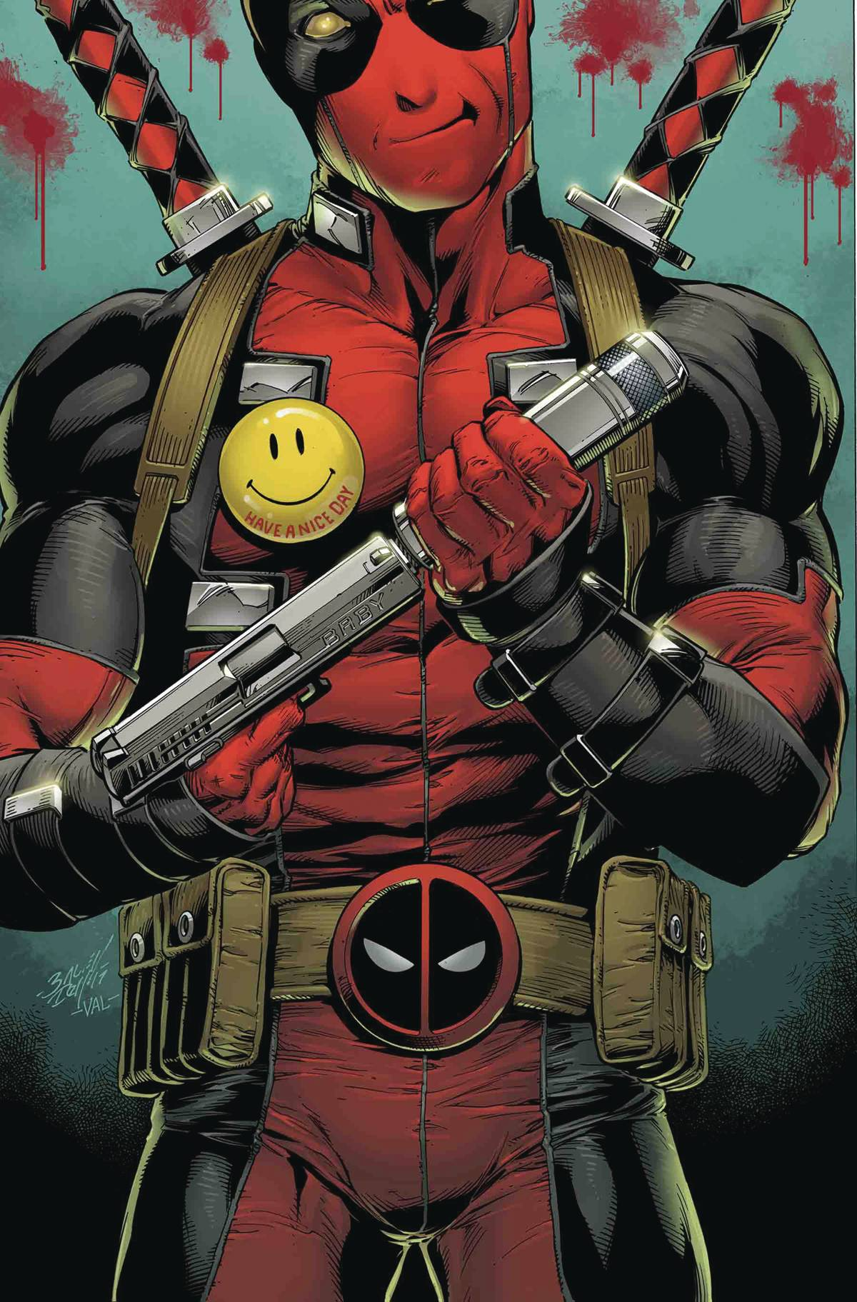 Deadpool Assassin #1