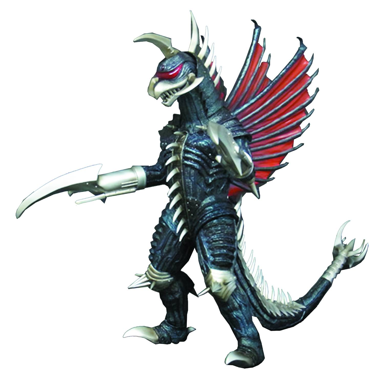 Godzilla Kaiju. Gigsn Px fig 2004