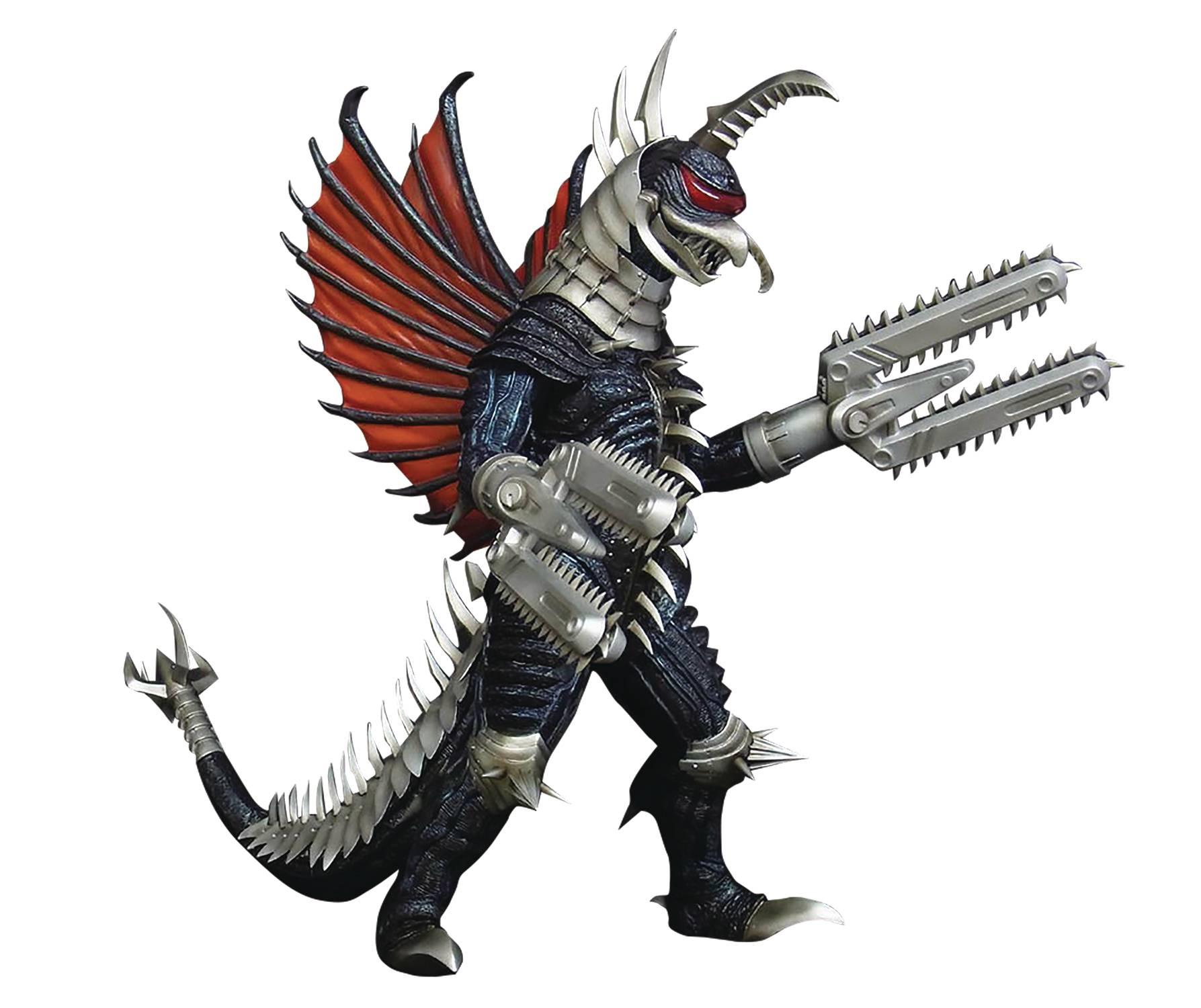 Godzilla Kaiju final wars. Mecha Godzilla 2004