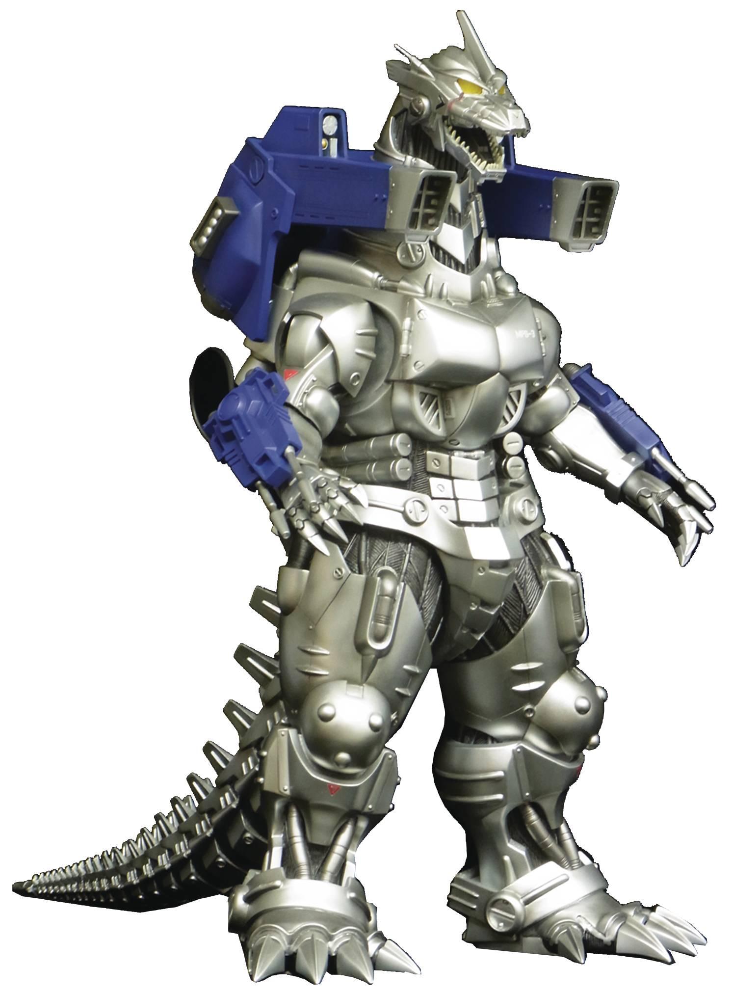 Godzilla Kaiju 12 in Godzilla v Mecha 2002