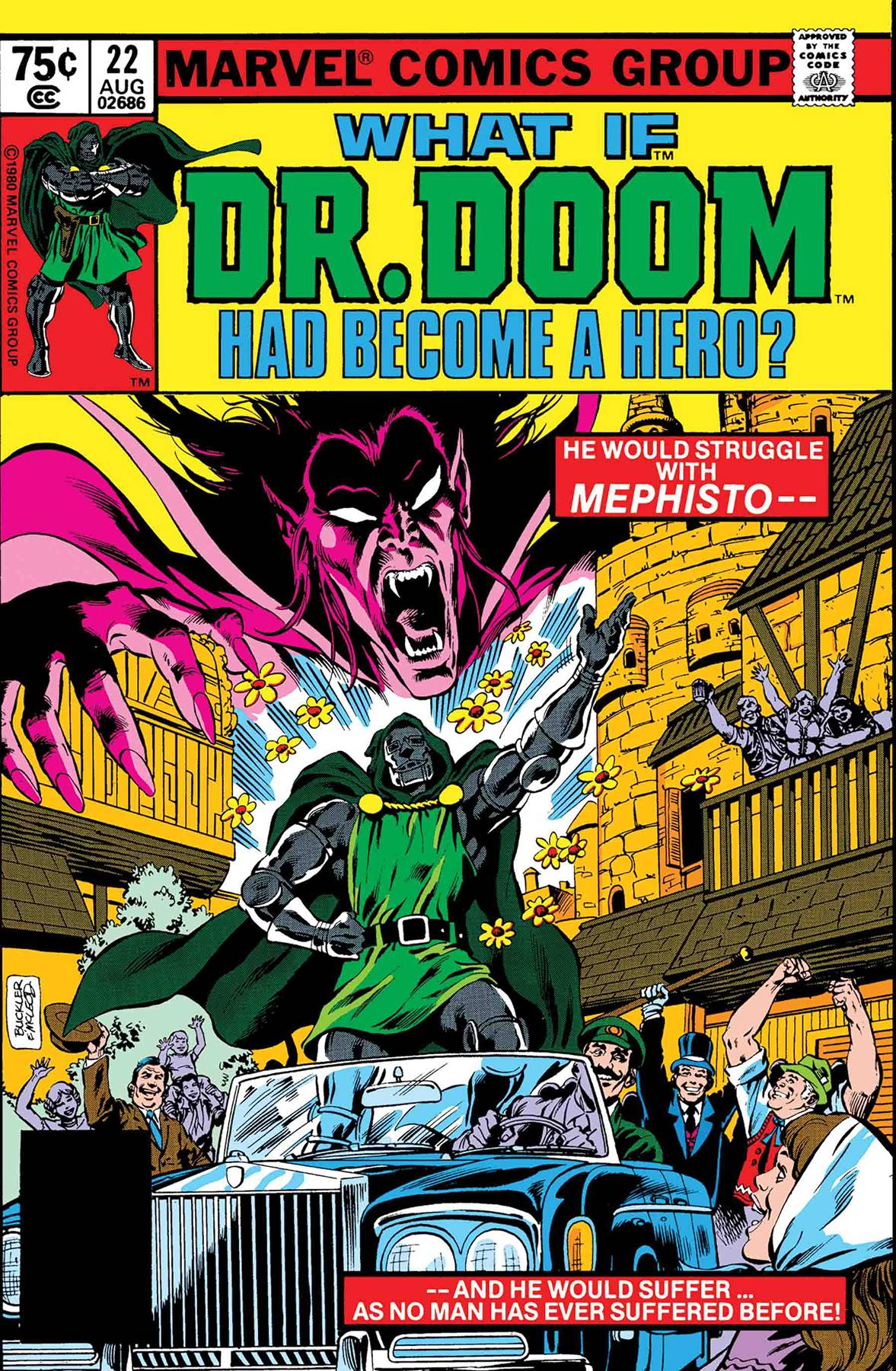 What if Dr Doom had become a Hero #1
